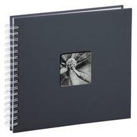 Fotoalbumy, Hama Album FINE ART 36X32/50 szary /bałe strony