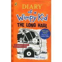 Książki dla dzieci, Diary of a Wimpy Kid The Long Haul - TYSIĄCE PRODUKTÓW W ATRAKCYJNYCH CENACH (opr. miękka)