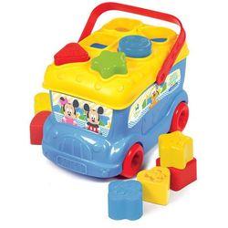 CLEMENTONI 14395 Autobus Baby Mickey sorter