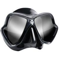 Maski, płetwy i fajki, Maska do nurkowania MARES X-Vision Ultra Liquidskin Czarny + DARMOWY TRANSPORT!