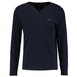 Napapijri SCONE Bluzka z długim rękawem blu marine