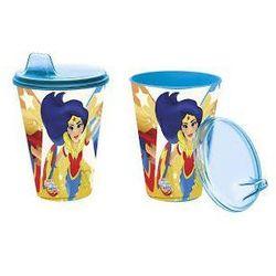 Kubek niekapek Super Hero Girls 430 ml