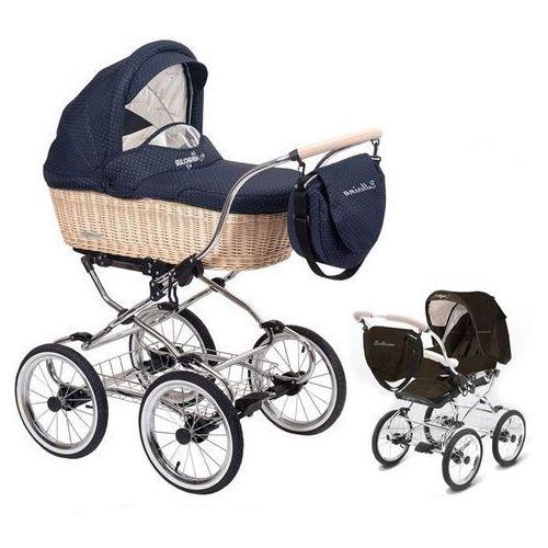 Pozostałe wózki, BABYACTIVE BALLERINA WIKLINA+GRATIS! | DOSTAWA 0 ZŁ! | ODBIÓR OSOBISTY! | RABATY!