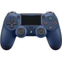 Gamepady, Kontroler SONY DualShock 4 V2 Granatowy + DARMOWY TRANSPORT!