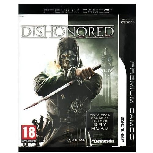 Gry na PC, Dishonored 2 (PC)