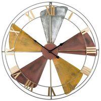 Zegary, Zegar ścienny kolorowy WIKON