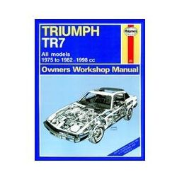 Triumph TR7 (75 - 82) up to Y Classic Reprint
