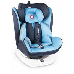 Fotelik 0-36 kg BASTIAAN niebieski