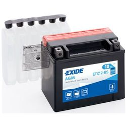 Akumulator CENTRA ETX12-BS