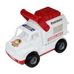ConsTruck - ambulans samochód w siatce