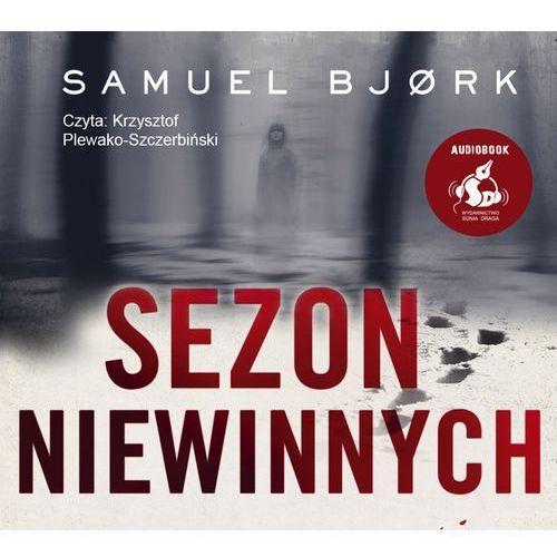 Pozostałe książki, Sezon niewinnych - Samuel Bjork (opr. kartonowa)
