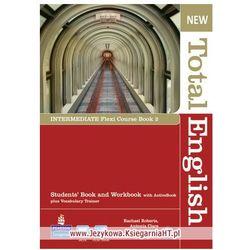 New Total English Intermediate Flexi Course Book 2 (opr. miękka)