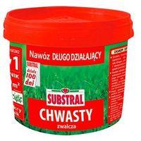 Odżywki i nawozy, Nawóz do trawnika CHWASTY 100 DNI 5 kg SUBSTRAL
