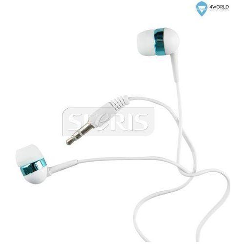 Słuchawki, 4World Color