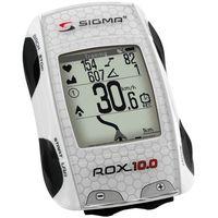 Liczniki rowerowe, Sigma ROX 10.0 GPS Basic white - BEZPŁATNY ODBIÓR: WROCŁAW!