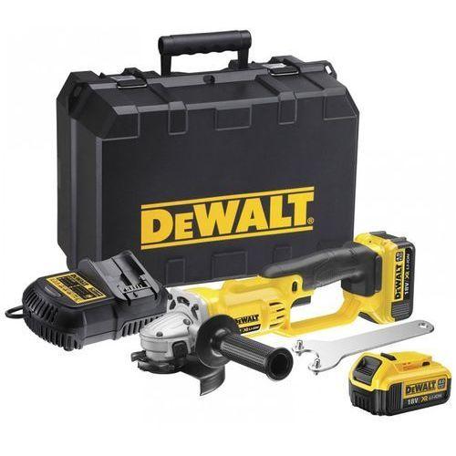 Szlifierki i polerki, DeWalt DCG412M2