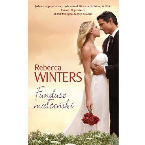 E-booki, Fundusz małżeński - Rebecca Winters