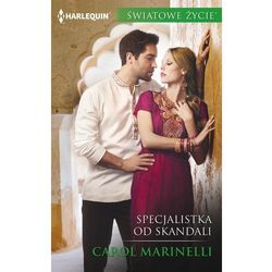 Specjalistka od skandali - Carol Marinelli (MOBI)