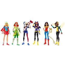 DC Super Hero Figurki Superbohaterki Ast.