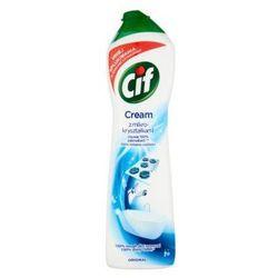 Mleczko do czyszczenia powierzchni Cif Cream Original z mikrokryształkami 540 g