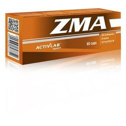 Activlab ZMA 60 kapsułek - produkt w magazynie - szybka wysyłka! Najlepszy produkt tylko u nas!