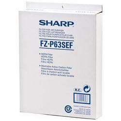 FZ-P63SEF Sharp, Zestaw filtrów HEPA + węglowy do modelu FU-P60SE