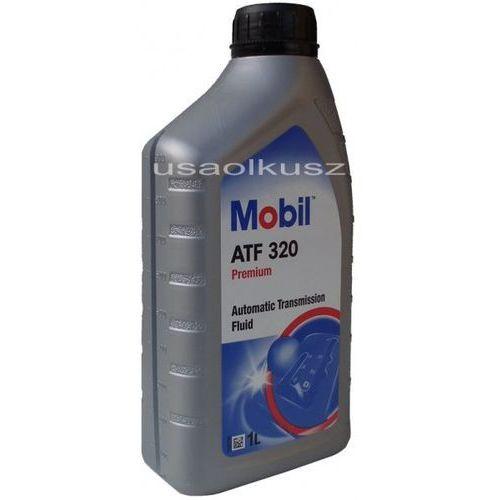 Oleje przekładniowe, Mobil 320 półsyntetyczny olej do automatycznej skrzyni biegów 1l