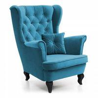 Fotele, Fotel do sypialni skandynawski USZAK 4 / kolory do wyboru