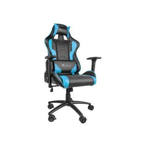 Fotele dla graczy, Fotel Genesis NITRO 880 czarno-niebieski (NFG-0786) Darmowy odbiór w 20 miastach!