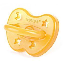 Smoczek uspokajający Hevea - Star&Moon 3 msc + 5710087114105