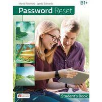 Książki do nauki języka, Password reset b1+ książka ucznia + książka cyfrow - edwards lynda, rosińska marta