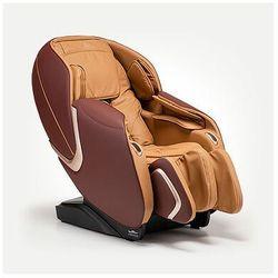 Fotel masujący Massaggio Eccellente 2 (karmel-mahoń)