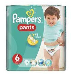 Pieluchomajtki Pampers Carry Pack vel. 6, 19szt