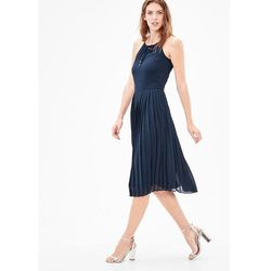 s.Oliver RED LABEL Sukienka letnia eclipse blue