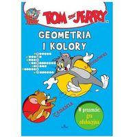 Literatura młodzieżowa, Tom i Jerry. Geometria i kolory (opr. miękka)