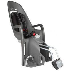 Fotelik rowerowy dla dziecka HAMAX Zenith Relax do ramy szaro-czarny