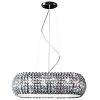 Lampy sufitowe, Lampa wisząca ANTARCTICA P0174-10A - Zuma Line - Zapytaj o kupon rabatowy