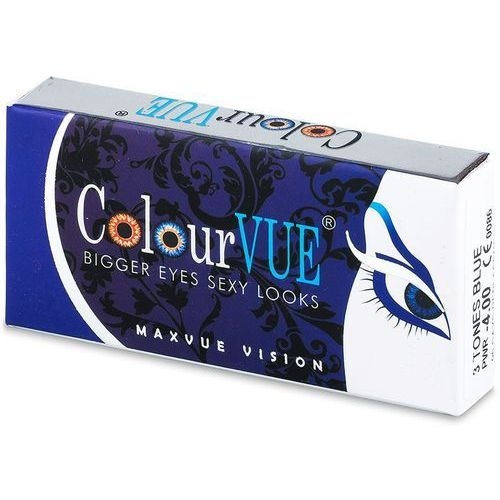 Soczewki kontaktowe, ColourVUE - 3 Tones (2 soczewki)