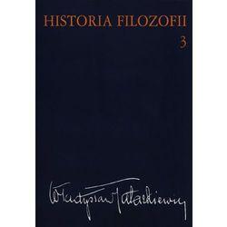 Historia filozofii Tom 3. Filozofia XIX wieku i współczesna (opr. miękka)
