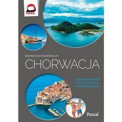 Inspirator podróżniczy. Chorwacja (opr. broszurowa)