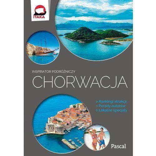 Przewodniki turystyczne, Inspirator podróżniczy. Chorwacja (opr. broszurowa)