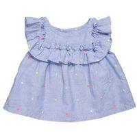 Tuniki dziecięce, GAP DOT BABY GIRL Tunika light blue
