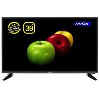 Monitory samochodowe, Telewizor LED 39'' z DVB-T2/C MPEG-4/2 USB HDMI VGA 230V