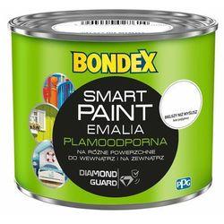 Emalia akrylowa Bondex Smart Paint bielszy niż myślisz 0,5 l