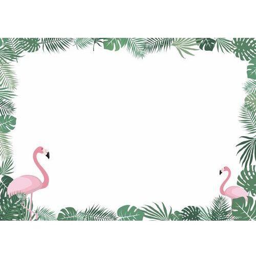 Tablice szkolne, Tablica suchościeralna flamingi 497