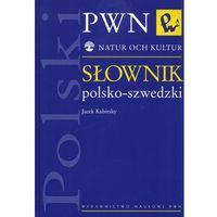 Słowniki, encyklopedie, Słownik polsko-szwedzki (opr. twarda)