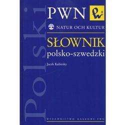Słownik polsko-szwedzki (opr. twarda)