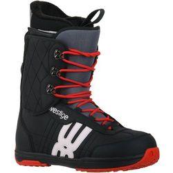 Westige buty snowboardowe King Black 47 - BEZPŁATNY ODBIÓR: WROCŁAW!