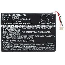 Prestigio Multipad 7.0 Ultra Duo / 3871A2 3000mAh 11.10Wh Li-Polymer 3.7V (Cameron Sino)