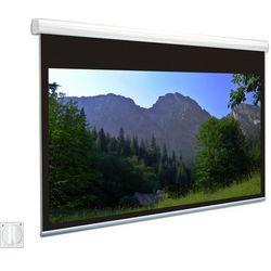 Ekran elektryczny 400x400cm Solaris 40 - White Ice
